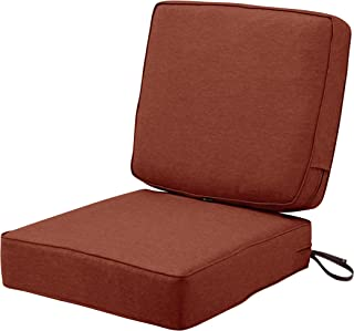 Classic Accessories Montlake FadeSafe Patio Cushion Combo, 23
