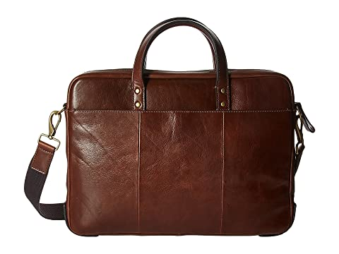Fossil Haskell Workbag Cognac Free Shipping Manchester Great Sale 2018 Unisex Sale Online 1StPhhabb