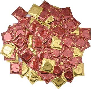 AMOR Nature 53 mm, pak van 50 premium condooms, gevoelsecht en extra vochtig