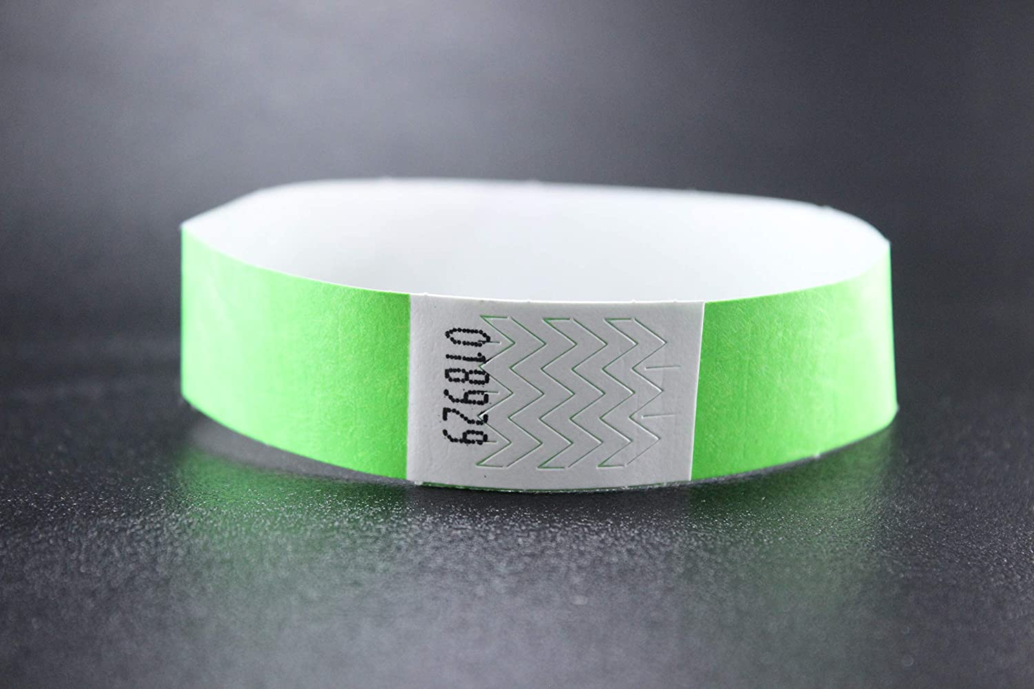 VIP Tyvek Paper Wristbands for Events Festivals Clubs Bars Parties Security