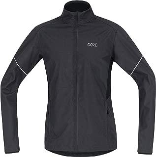GORE Wear R3 Men's Jacket, Partial GORE WINDSTOPPER, XL, Dark Gray/Black