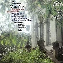 Voříšek: Symphony in D Major, Variations de bravoure, Introduction et Rondeau brillant