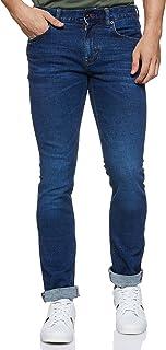 Tommy Hilfiger Slim Fit Jeans for Men - Dark Blue Denim, 30/32