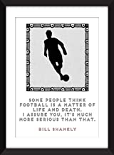 Best bill shankly life and death quote Reviews