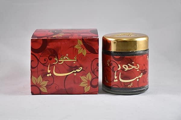 巴纳法的萨巴亚异国情调的阿拉伯 Oud Bakhoor 香炉 50 克