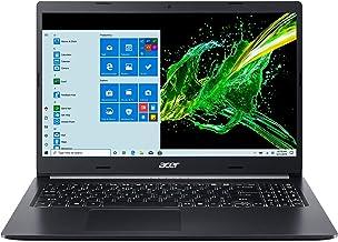"Acer Aspire 5 A515-55-56VK, 15.6"" Full HD IPS Display, 10th Gen Intel Core i5-1035G1, 8GB DDR4, 256GB NVMe SSD, Intel Wire..."