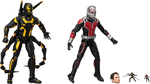 preferente Marvel Studios  The The The First Ten Years Ant-Man Ant-Man and amarillojacket  tienda en linea