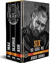 SKULLS SIX: Ash - Sledge - Maz (SKULLS Ultimate MC Collection Book 6)