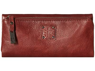 STS Ranchwear Mesa Wallet (Reddish Brown) Handbags