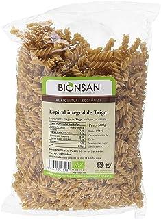 Bionsan Espiral Integral de Trigo Ecológico - 6 Bolsas de 500 gr - Total : 3000 gr (4261110)