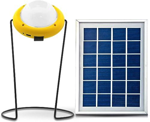 Sun King Greenlight Planet SunKing Pro300 Solar Lantern, Yellow