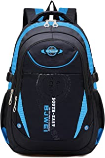 MAYZERO School Backpacks Waterproof School Bags Durable Travel Camping Backpacks for Boys and Girls