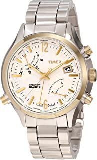 Men's T2N945DH Intelligent Quartz World Time Watch