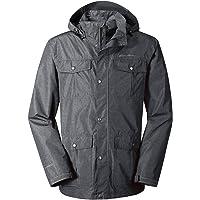 Deals on Eddie Bauer Mens Rainfoil Utility Jacket