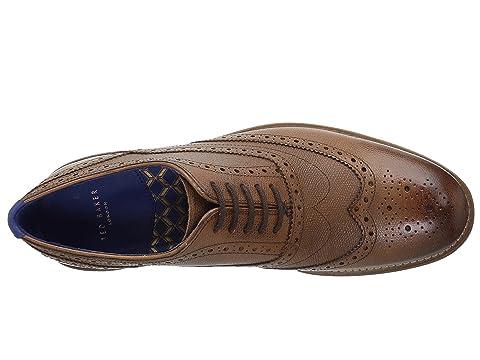 Cuero 9 Compra Leathertan tu Baker Ted Negro Guri favorito De wv70vqX