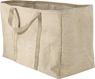 Greengeers 93593 - Bolsa para leña (yute)