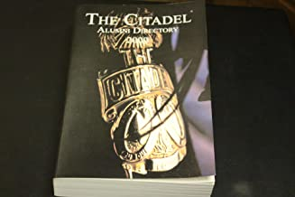 THE CITADEL 2000 ALUMNI DIRECTORY. THE MILITARY COLLEGE OF SOUTH CAROLINA.