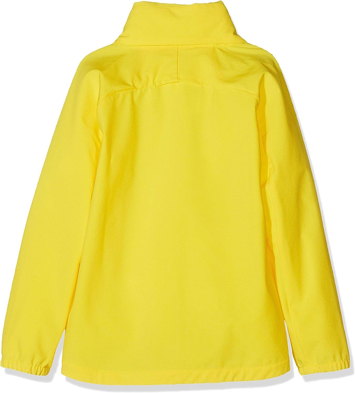 PUMA Unisex Kids Bvb Rain Jacket Jr With Sponsor Logo Rain Jacket