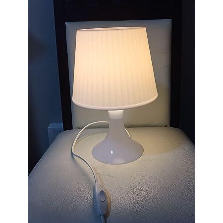 IKEA LAMPAN Table Lamp, White