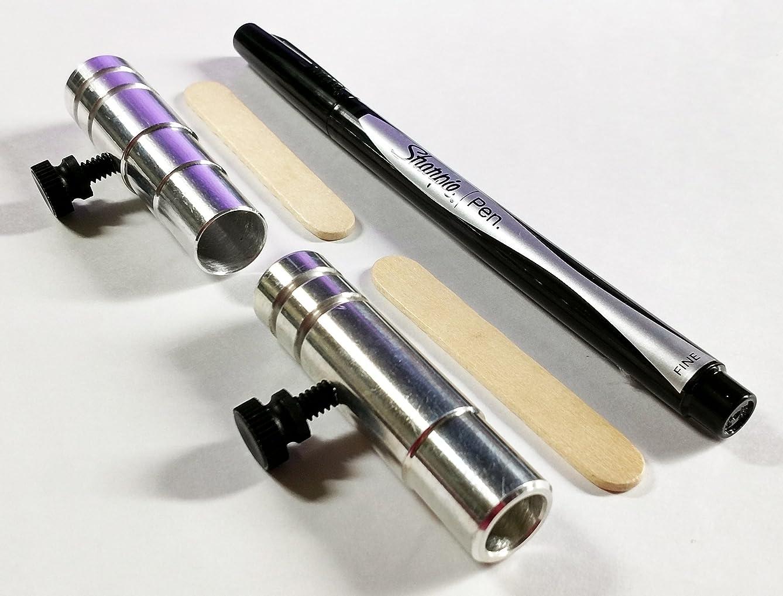 Bundle, 3 Items: Pen Holder + Marker Holder (fits Cricut Explore / Explore Air / Explore Air 2) + Sharpie Pen