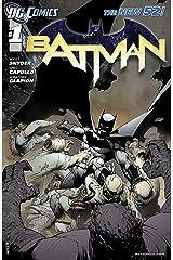 Batman (2011-2016) #1 (Batman (2011-)) Kindle Edition