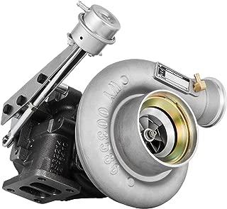 Vinbero for 89-01 Dodge RAM 2500 3500 Holset T3 Flange Dodge RAM CUMMINS Diesel 6CTAA Turbo Charger Turbocharger for HX40W Super Drag Diesel Turbo Charger