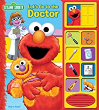 Sesame Street: Let's Go to The Doctor