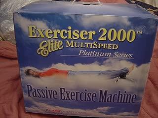 exerciser 2000 elite platinum series by clark