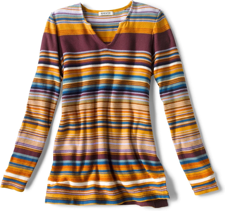 Orvis Women's Blanket-Stripe Tunic