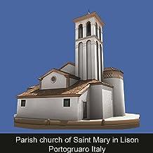 Parish church of Saint Mary in Lison Portogruaro Italy (RUS)