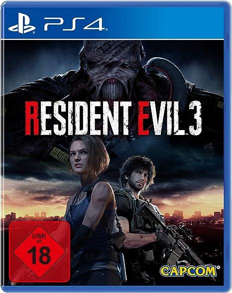 Resident Evil 3 [ [Importación alemana]