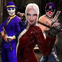 Mafia Clown Gangster Survival Simulator Action 3D: Thrilling Vegas Crime Mafia Gangster Criminal Attack Adventure Thrilling Game Free For Kids 2018