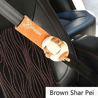Seat Belt Shoulder Guard Protector Pad Pads Set For Hyundai Tucson. LDXCT 2Pcs Car Interior Safety Styling