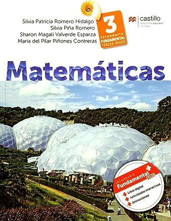 Matemáticas 3. Secundaria tercer grado;Serie Fundamental