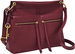 Women's Caitlyn Leather Crossbody Purse Handbag