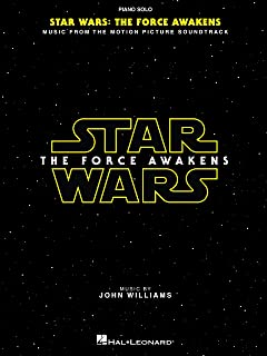 Star Wars: Episode VII - The Force Awakens Songbook (Piano S