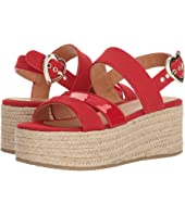 LOVE Moschino - Suede Platform Sandal
