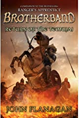 Return of the Temujai (The Brotherband Chronicles Book 8) (English Edition) eBook Kindle