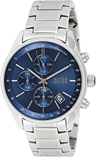 Hugo Boss Men's Chronograph Quartz Watch with Stainless Steel Bracelet – 1513478