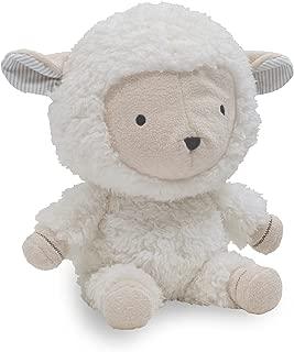 Lambs & Ivy Signature Goodnight Sheep Plush Sheep - Puff - Stuffed Animal