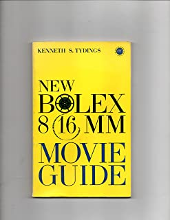 New Bolex 8/16 mm. movie guide (Modern camera guide series)