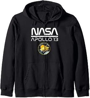 NASA Apollo 13 Felpa con Cappuccio
