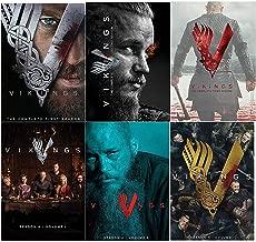 Vikings: Complete Series Seasons 1-5 DVD