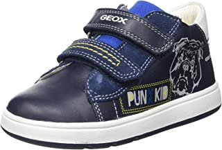 Geox B Biglia Boy D, Sneakers Basses Garçon