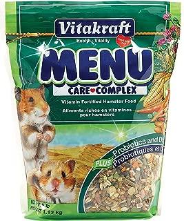 Best vitakraft menu hamster food Reviews
