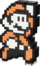 PDP Pixel Pals Nintendo Super Mario Bros 3 Mario Collectible Lighted Figure, 878-032-NA-SM3-NB