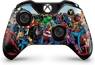 Gizmoz n Gadgetz 2 x Marvel Xbox One Controller Skins Full Wrap Vinyl Sticker