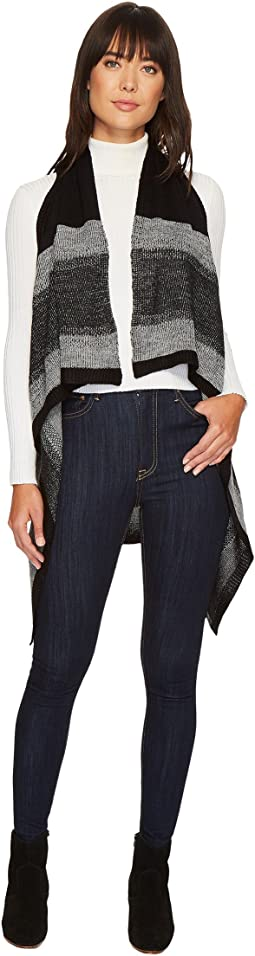 Vince Camuto - Faded Stripes Vest