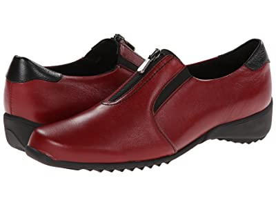Munro Berkley (Red Leather) Women