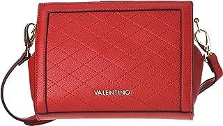 حقيبة يد من فالنتينو باللون الاحمر طراز VBS4MR03-003